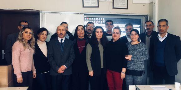 Elazığ Cemal Gürsel İlkokulu'nda Fatih Projesi Tanıtım Semineri Düzenlendi