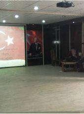 12 Mart İstiklal Marşı´nın Kabulü Nizip İbn-i Sina Mesleki ve Teknik Anadolu Lisesi'de Tören ve Etkinliklerle Kutlandı.