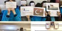 Köşk Altı Eylül Ortaokulu öğrencilerinden Diyarbakır'daki Mehmetçik'e moral mektubu