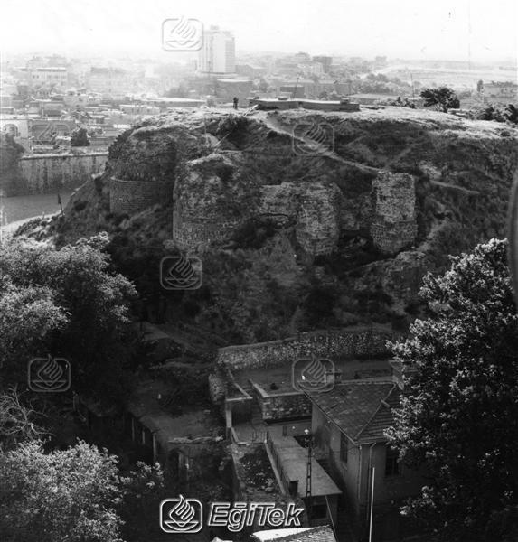 Diyarbakır, iç Kale, 1974 - 30 Ağustos 2012  Görsel ...
