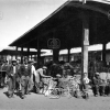 Erzurum, Sebze Hali, 1953