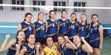 İstanbul Kadıköy Lisesi kız voleybol takımı sezona iddialı başladı