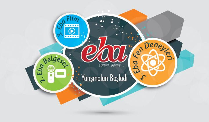 3.EBA Film ve 2.EBA Belgesel ve 3.Fen Deneyleri Video Yarışmaları Başlıyor