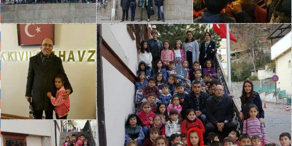 Havza Atatürk Evi Gezisi