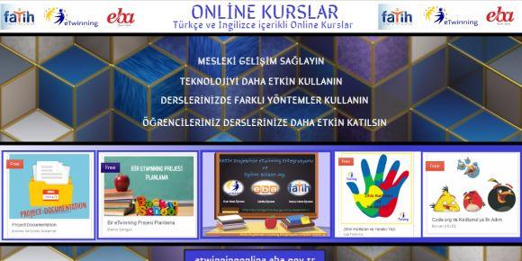 Online kurslar