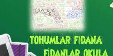 """""""Tohumlar Fidana Fidanlar Okula"""" e-Twinning Projemiz"""