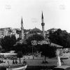 İstanbul, Mihrimah Sultan Camii 1972
