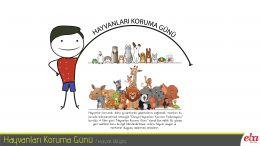 Çevresindeki hayvanları tanır, yaşama ortamları hakkında bilgi edinir, Tüm hayvanların korunmasının insan hayatı açısından da önemli olduğunu kavrar.