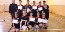 İstanbul Kadıköy Lisesi Badminton takımından bir ilk