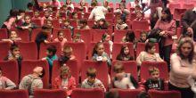 Urla Jale Necdet Özbelge İlkokulu Öğrencilerinin Tiyatro Sevinci