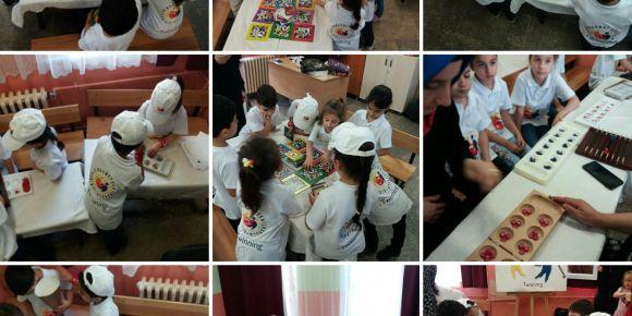 Şirinevler Mehmet Şen İlkokulu şimdi akıl oyunları ile öğrenme zamanı eTwinning projesi