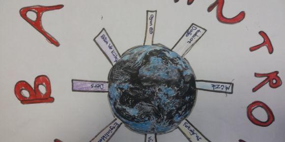 Eba Antropi konulu afiş yarışması sonuçlandı