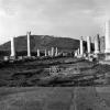 İzmir, Asklepios, Sütunlu Yol, 1977