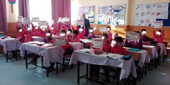 İstanbul Avcılar Cihangir İlkokulu geleceği kodluyor