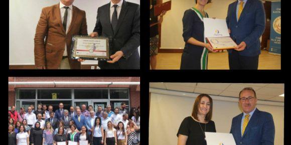 eTwinning Ulusal ve Avrupa Kalite Etiketlerimizi büyük bir heyecanla aldık