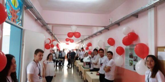 Tübitak Bilim Şenliği Ferzent Bulum Anadolu Lisesi İzmir