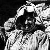 Ankara Beypazarı Tantalı Örencik Köyünde Bir Kadın