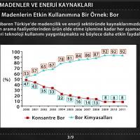 Türkiye'deki Başlıca Madenler - 1