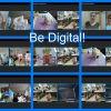 Be Digital! eTwinning projesi ortaklarıyla dijital uygulamalar webinarı yapıldı