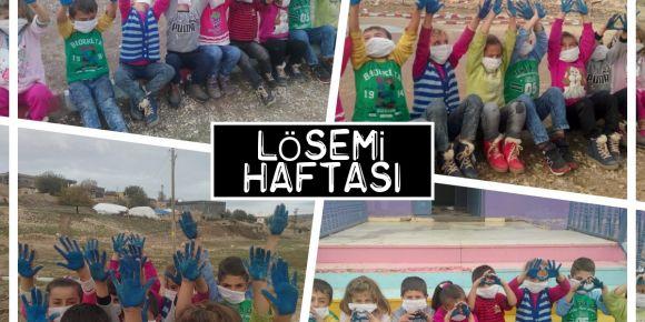 Lösemili Çocuklar Haftası Etkinliği