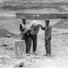 Kayseri, Taş İşçiliği Yapan Ustalar, 1971