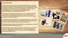 Küçürek hikâye anlatılarak Türk ve dünya edebiyatındaki temsilcilerinden birkaçı verilmiştir.