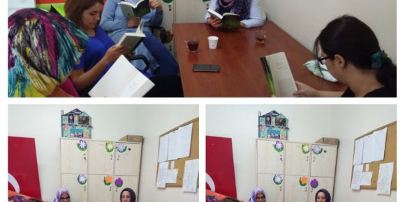 Mina Özdoğancı Anaokulu seminer döneminde de aktif