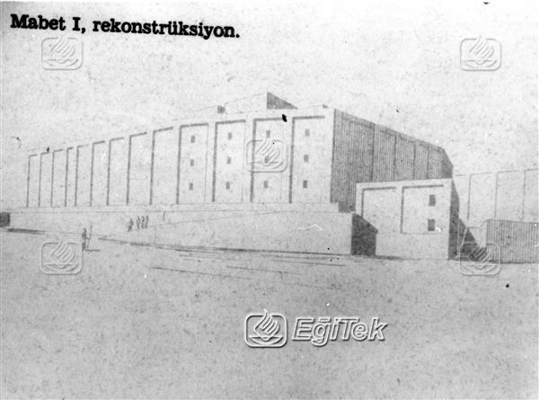 Yozgat, Büyük Mabet, 1971 - 30 Ağustos 2012  Görsel ...