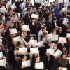 Aktoprak Anadolu Lisesi öğrencileri tabletlerine kavuştu
