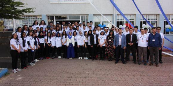 Pazaryeri Mesleki ve Teknik Anadolu Lisesi TÜBİTAK 4006 bilim fuarı