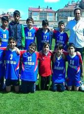 23 Nisan Futbol Turnuvası Nevşehir İl Üçüncüsü Olduk