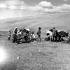 Tunceli, Deveçukuru Yaylasında Göçerler, 1978