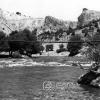 Tunceli, Munzur Suyu ve Asma Köprü, 1977