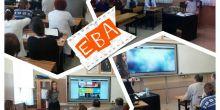 Bandırma Fatih Ortaokulu EBA bilgilendirme toplantısı