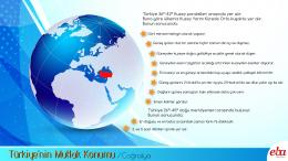 Türkiye'nin mutlak konumunun sonuçları açıklanmıştır.