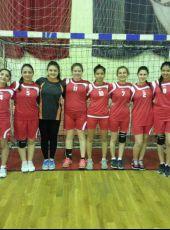 Mustafa Kaçıkoç Anadolu Lisesi Kız Hentbol Takımı Isparta İkincisi olmuştur.