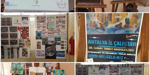 Etwinning ve Erasmus+ Proje Sergimiz
