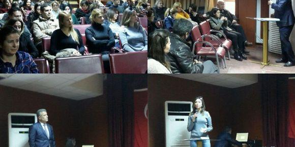 Çobanoğlu Mesleki ve Teknik Anadolu Lisesi 2. dönem öğretmenler kurulu toplantısı