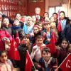 Sabancı Ortaokulu 5-A sınıfından anlamlı bağış