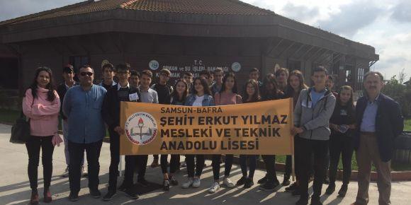 Samsun Turizm Elçisiyim projesi