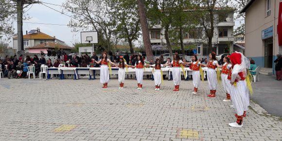 Beyciler 23 Nisan bayramını kutladı