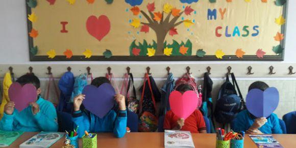 Sınıfımı Seviyorum-I Love My Class