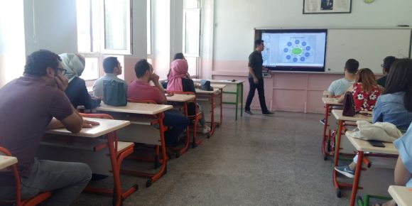 Midyat'ta 40 öğretmene Scientix tanıtımı yapıldı