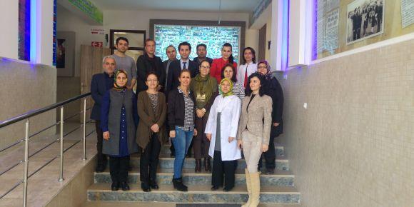 Konya'da eğitimde yeni yaklaşımlar kursu tamamlandı