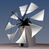Arka Plan - Background - Yeldeğirmeni - Windmill