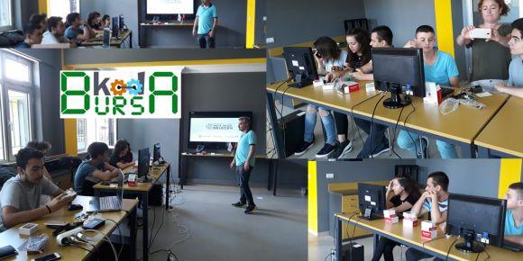 Raspberry Pi eğitimi ve uygulamaları