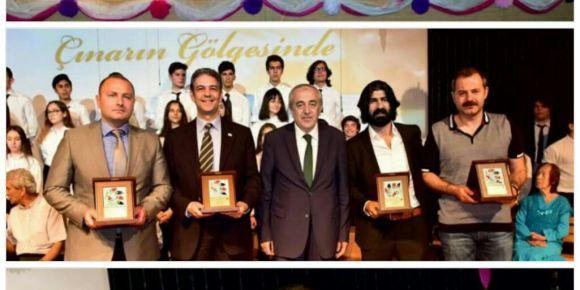 Ataşehir'de Çınarın Gölgesinde projesı tanıtım toplantısı yapıldı