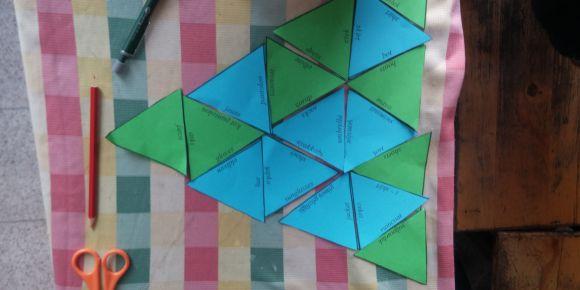 Tekel İlkokulu web.2 aracı Tarsia ile tanıştı