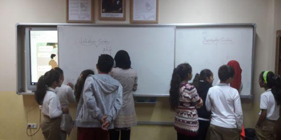 Oyunlarla Arapça