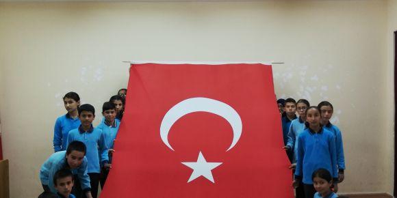 18 Mart Çanakkale Savaşını Anma Programı